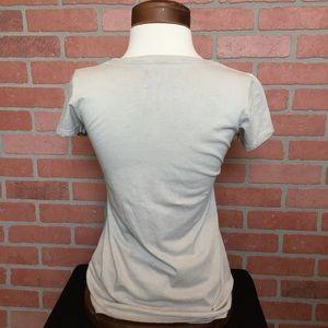 All Saints Tops - All Saints Women's Embellished tee t shirt s (J48)